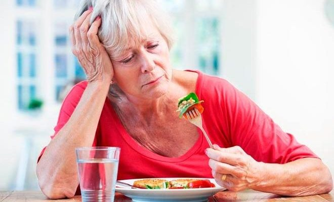 O pouco apetite dos idosos! | Cer Diamantina